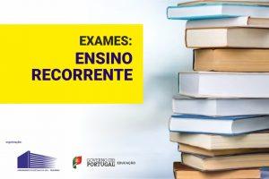 Exames Ensino Recorrente